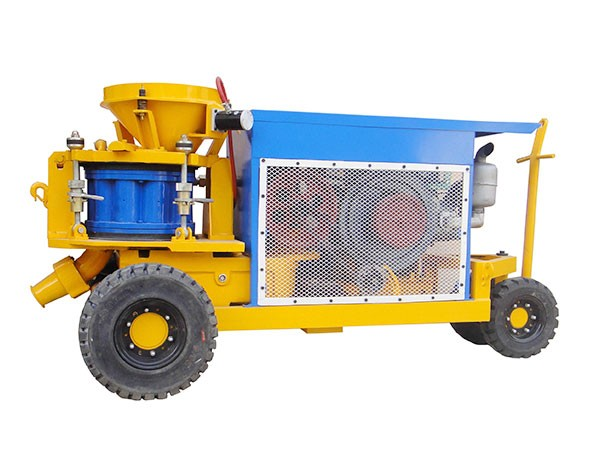 WZ-9 Dry-mix concrete spraying machine/Gunite machine/Shotcrete machine