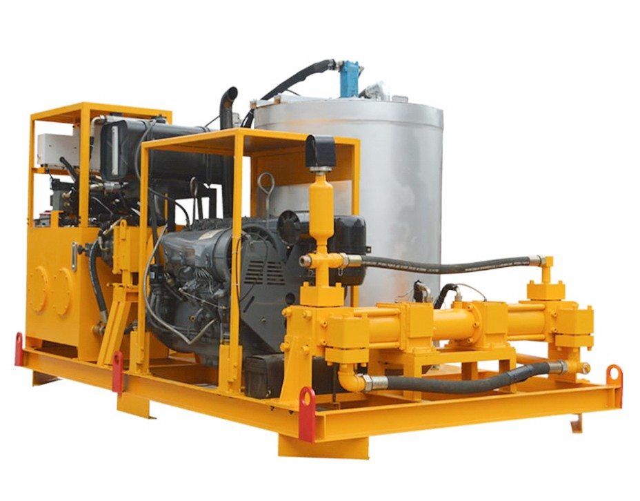 WGP800/1200/200PI-D Grout Mixer and Pump for Construction