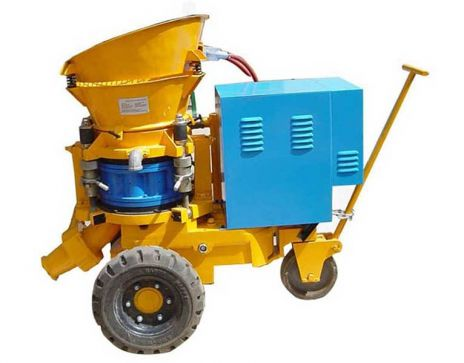 WZ-3 Dry-mix concrete spraying machine/Gunite machine/Shotcrete machine