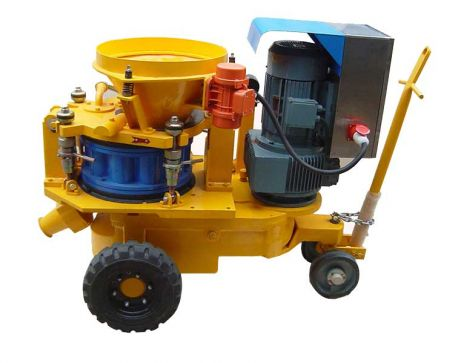 WSZ3000V variable dry and wet-mix concrete spraying machine/Shotecrete machine