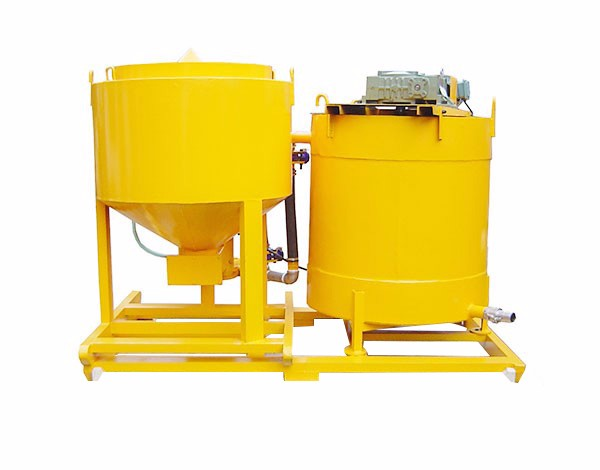 WMA400-700 Cement Mixer And Agitaor