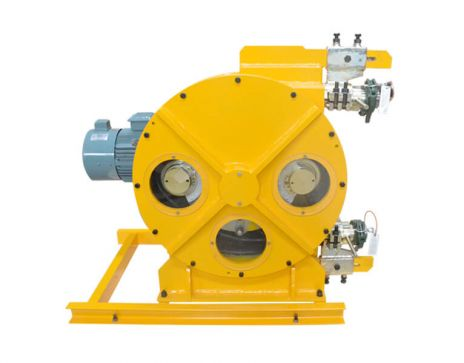 WH76-915 peristaltic pump/industries hose pump