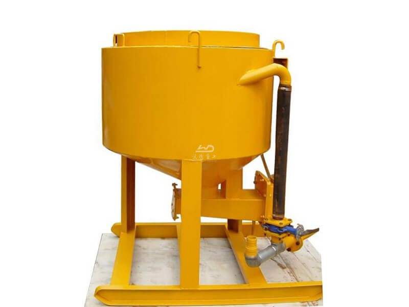 drilling cement grout mixer